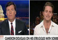 Cameron Douglas opens up about struggle with drug addiction: 'I felt something breaking inside of me'
