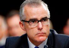 McCabe apologized for misleading investigators on leak, transcripts show