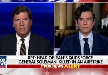 Curt Mills: Trump must tread carefully after airstrike that killed top Iranian general