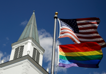 United Methodist Church announces proposal to split over LGBTQ rights