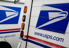 USPS delivery driver violently mistreats package, caught on security camera