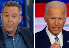 Greg Gutfeld pokes fun at Democrats Biden, Bloomberg for their latest campaign foibles