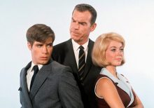 'My Three Sons' star Tina Cole ditched twin beds with on-screen husband Don Grady