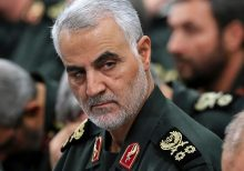 As press questions intel, an unlikely voice blames Soleimani's stupidity