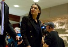 AOC in PETA doghouse after adopting purebred French bulldog -