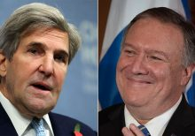 Pompeo responds to John Kerry on Iran: 'It's a fantasy to think that the nuclear deal was good for the Unit...