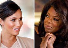 Oprah Winfrey advised Prince Harry and Meghan Markle on Megxit