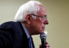 Trump campaign dubs Bernie Sanders the new Dem 'frontrunner'