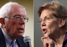 Warren says Sanders 'disagreed' with her belief a woman could win the White House race