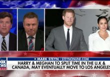Mark Steyn: Prince Harry touting Meghan Markle for voiceover work 'the lowest point in the monarchy' in a c...