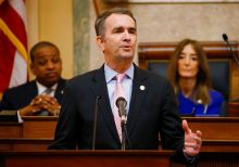 Virginia's Ralph Northam announces temporary gun ban on Capitol grounds, state of emergency