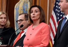 Pelosi says Trump 'will be held accountable' as she signs articles of impeachment