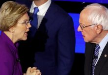 Audio released of testy post-debate exchange between Warren, Sanders: 'I think you called me a liar on nati...
