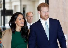 Major Canadian newspaper says Meghan Markle, Prince Harry 'can't live' there