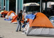SamTrans accused of playing 'musical chairs' with homeless, busing them to San Francisco and abandoning them