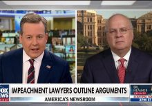 Karl Rove explains why some Democratic senators may vote to acquit Trump