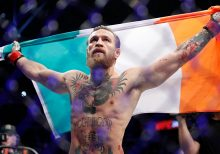 Conor McGregor calls Trump a 'phenomenal' president on Twitter