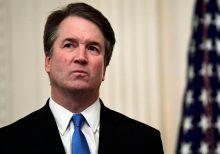 Supreme Court justices clash over major school-choice case