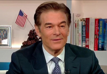 Dr. Oz reacts to coronavirus outbreak: Very hard to 'wall it in' once it starts