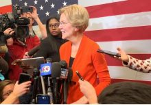 Elizabeth Warren confronted by Iowa dad over student loan plan, saying people paying for tuition would get ...