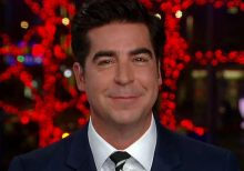 Jesse Watters says 'it's over' after watching Trump legal team's opening Senate impeachment defense
