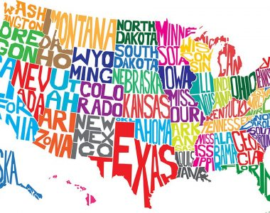 Instagram survey shows every state's least favorite state, while NJ 'hates everyone'