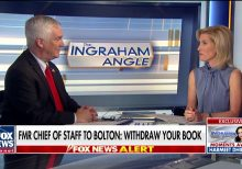 Longtime Bolton confidant: 'Heads should roll' if bombshell book manuscript was leaked from NSC