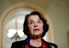 Feinstein stirs confusion with comments on impeachment vote