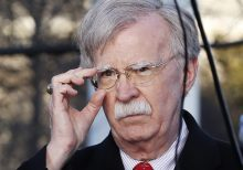 White House told Bolton to remove classified material from manuscript before publication