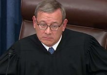 Justice Roberts blocks Sen. Paul from naming whistleblower, source says -