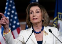 Pelosi argues Trump 'cannot be acquitted,' suggests defense team should be disbarred