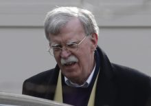 Bolton hits back, decries impeachment witness 'retribution'