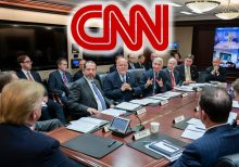 CNN blasted for condemning Trump's coronavirus task force for its 'lack of diversity'