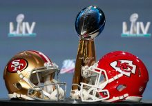 Super Bowl LIV ticket prices at record highs as kickoff approaches
