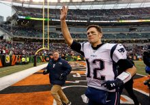 Tom Brady squashes retirement buzz during Super Bowl commercial: 'I'm not going anywhere'