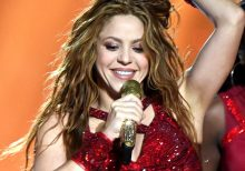 Shakira's Super Bowl halftime show tongue moment leaves fans puzzled