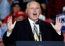 Rush Limbaugh's shocking cancer diagnosis spurs support, well wishes