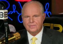 Rush Limbaugh announces he has 'advanced lung cancer'