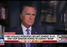 Fox News Exclusive: Romney says he had to follow 'conscience' on vote to convict Trump, expects 'enormous c...
