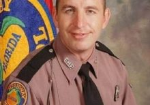 Florida trooper shot, killed by stranded driver on interstate, officials say