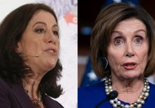 Christine Pelosi says mother's shredding of State of the Union speech was 'an Italian grandma move'