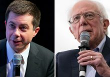 Buttigieg catches up with Sanders in New Hampshire due to polling surge
