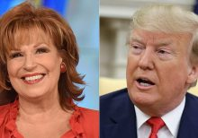 Joy Behar has bizarre outburst after Trump acquittal: He's winning and 'I'm getting nuttier and nuttier'