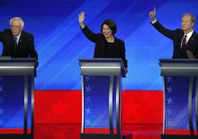 Leslie Marshall: New Hampshire Democratic debate winners and losers