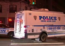 New York City police officer shot inside precinct: reports