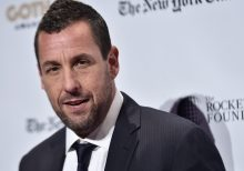 Adam Sandler mocks 'handsome' Oscars nominees in expletive-filled speech at Independent Spirit Awards