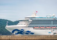 Coronavirus infects 60 more passengers on Diamond Princess, bringing total to 130
