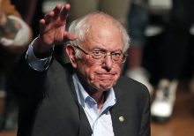 New Hampshire primary voting kicks off, with Sanders and Buttigieg locked in fierce battle