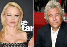 Pamela Anderson slams ex Jon Peters' claim he paid her $200G debt as 'ludicrous, fabricated'