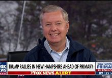 Lindsey Graham on New Hampshire primary: 'You're seeing the demise of the Democratic Party'